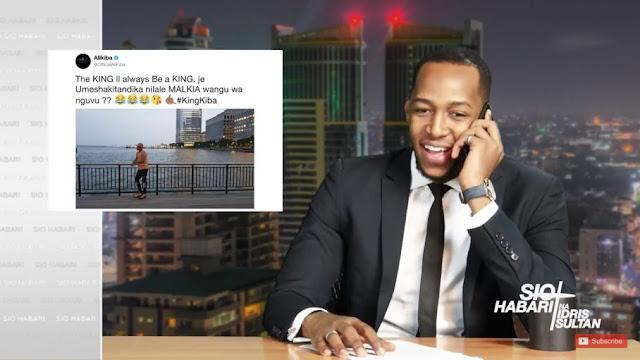 Idris Sultan - Nini maana ya KIPUSA SIO HABARI Episode 3 Video