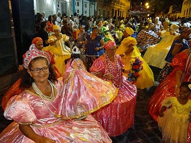 Dia estadual do Maracatu é comemorado em Olinda