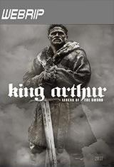 El Rey Arturo: La leyenda de la espada (2017) WEBRip Latino AC3 5.1
