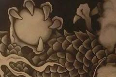 建長寺雲龍図