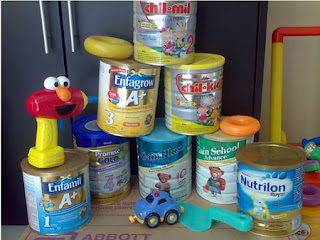 Tips Memilih Susu Formula untuk Bayi yang Baik