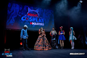 Cosplay contest at MAGIC 2017