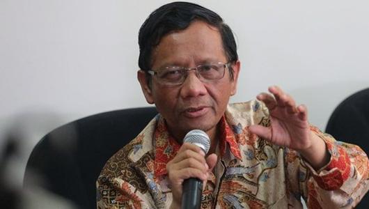 Diserang Andi Arief, Ini Jawaban Mematikan Mahfud MD