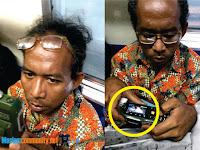 Provokasi Umat Islam di Dalam Kereta, Wajah Pria Ini Jadi Viral! Anda Bakal Kesal Lihat Tingkahnya Yang Kurang Ajar