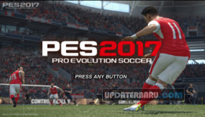 download PES 2017 ISO Update Patch by Army17 Untuk Emulator PPSSPP Android