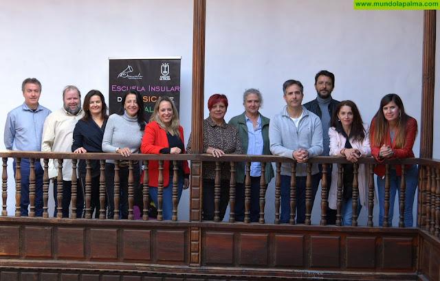 Las Escuelas Insulares de Música de Canarias se reúnen en La Palma