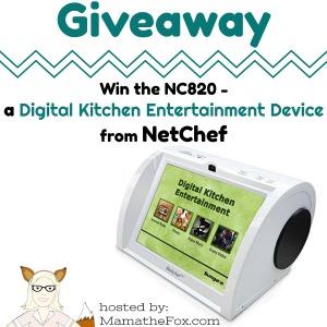 NetChef Giveaway