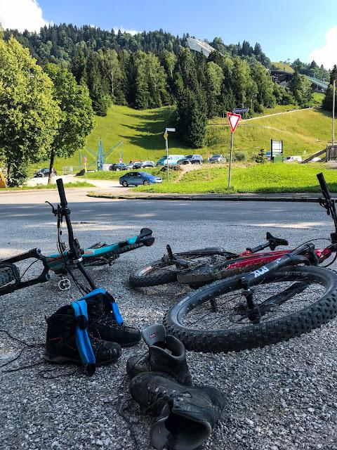 E-Bike and Hike zum Königsschloss am Schachen  Garmisch-Partenkirchen  Alpentestival-Garmisch-Partenkirchen  Bike-and-Hike  Schachenschloss 14