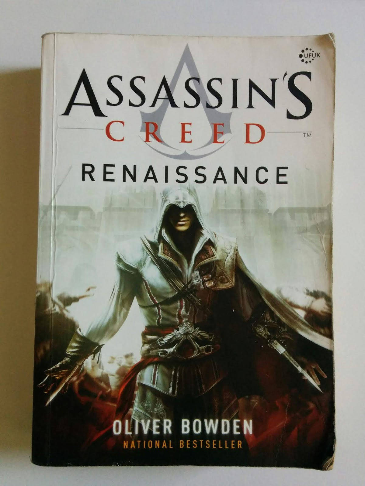 Novel Bekas Assassin's Creed: Renaissance