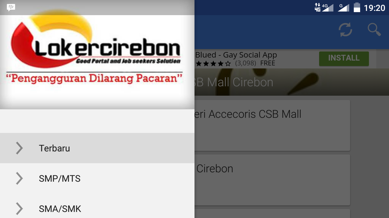Cari Info Lowongan Kerja Yang Update Download Aplikasi Loker Cirebon Di Play Store Sekarang Juga Teknopers Com