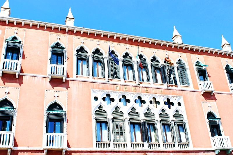 Danieli hotel in Venice Italy
