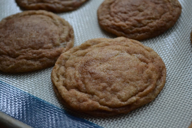 Featured Recipe | White Chocolate Snickerdoodles from Making Miracles #SecretRecipeClub #recipe #dessert #cookies