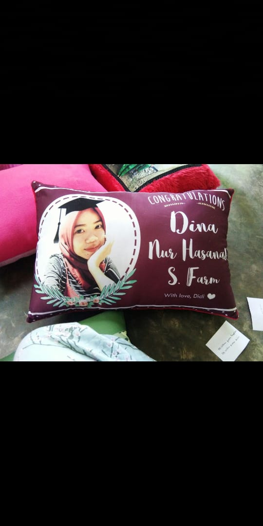 Bantal Custom 2