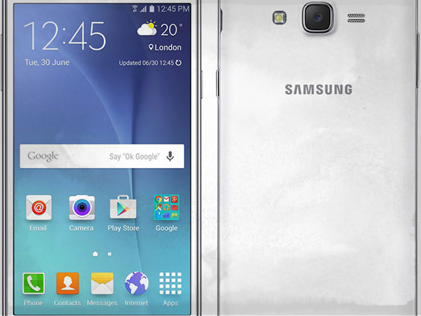 Samsung Galaxy J7 Mobil Phone Photo - 2