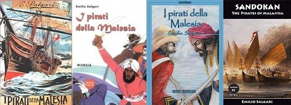 Sandokan, a maláj tigris könyvsorozat