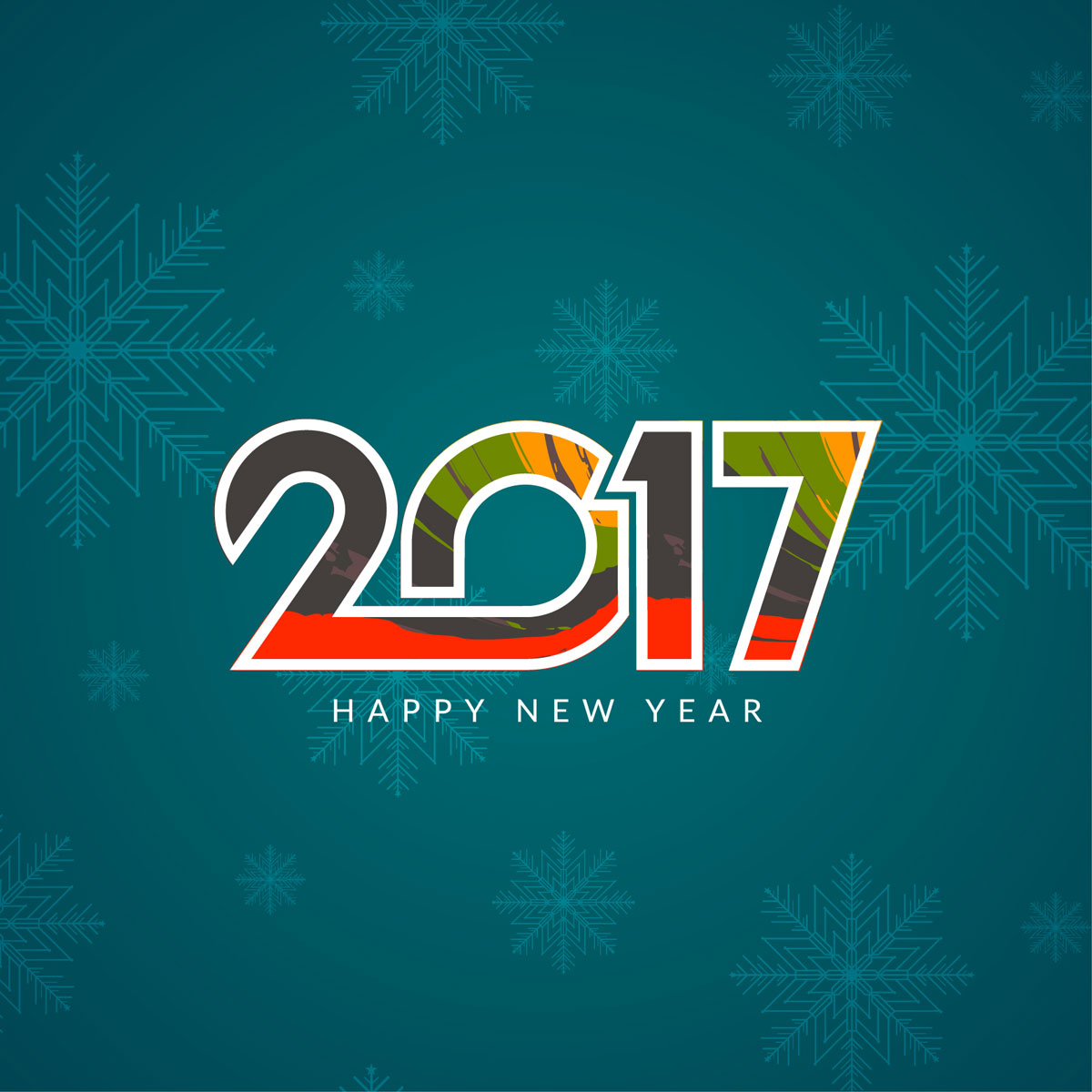 Happy New Year 2017 Greetings Pics