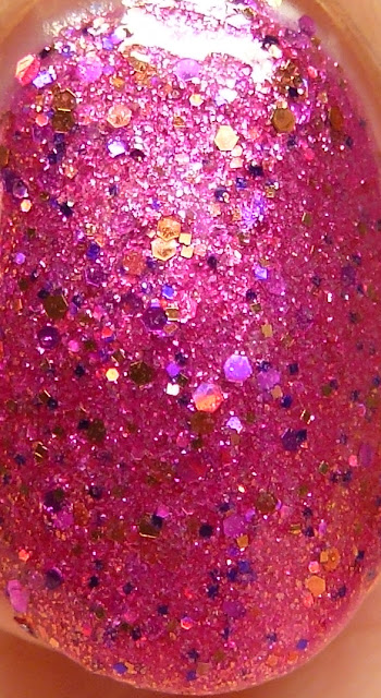 Grace-full Nail Polish Blended My Little Pony