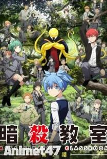 Ansatsu Kyoushitsu Ss2 - Ansatsu Kyoushitsu (TV) 2nd Season 2016 Poster