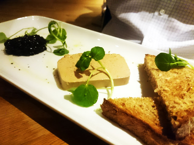 Wingrove House Alfriston pate starter