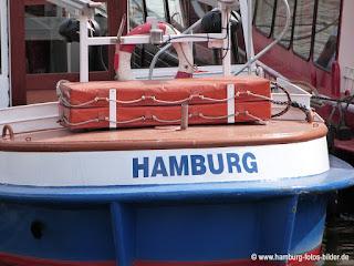 Hafenrundfahrt Hamburg Barkasse, Barkassenrundfahrt Hamburg