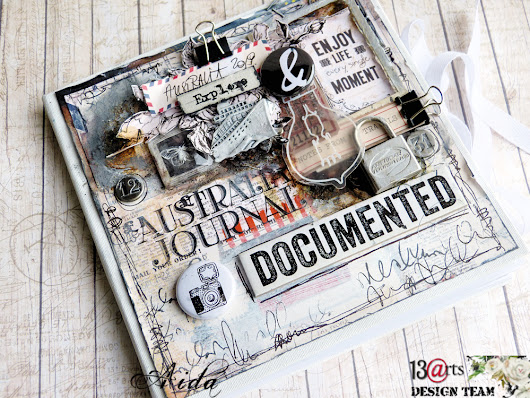 Australian Journal - mini album