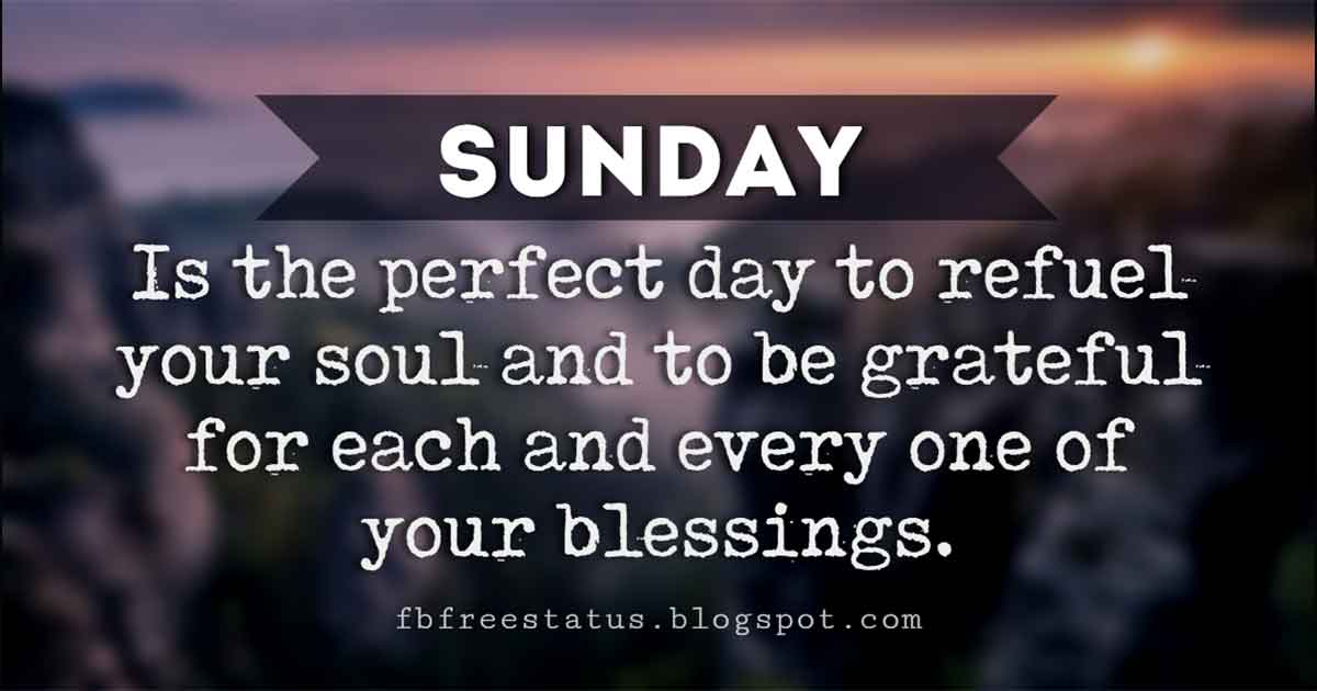 Sunday Morning Quotes & Images That Will Enrich Your Day