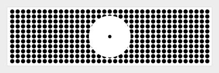 Prinsip-prinsip Desain Grafis - Ruang Kosong