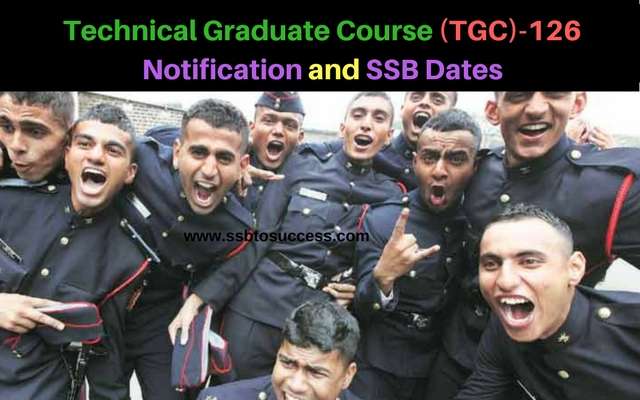 Technical Graduate Course (TGC)-126 Notification and Exam Date