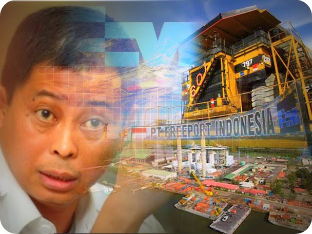 Kementerian ESDM Sepakati Izin Tambang Sementara PT Freeport Indonesia