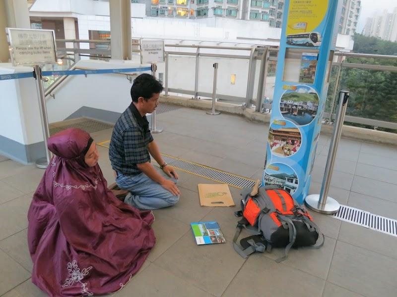 Tips Datang Awal Ke Masjid