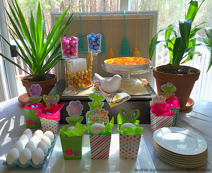 Sweet and Simple Easter Party