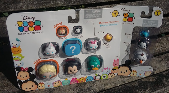 Disney Tsum Tsum Vinyls from JAKKS Pacific - Blog Review