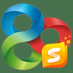 GO Launcher S – 3D Theme, Wallpaper & Sticker v1.03 VIP APK