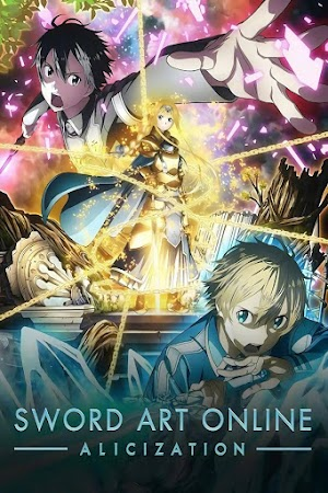 Sword Art Online: Alicization [25/25] [HD 1080p] Sub-Español [Mega - Drive]
