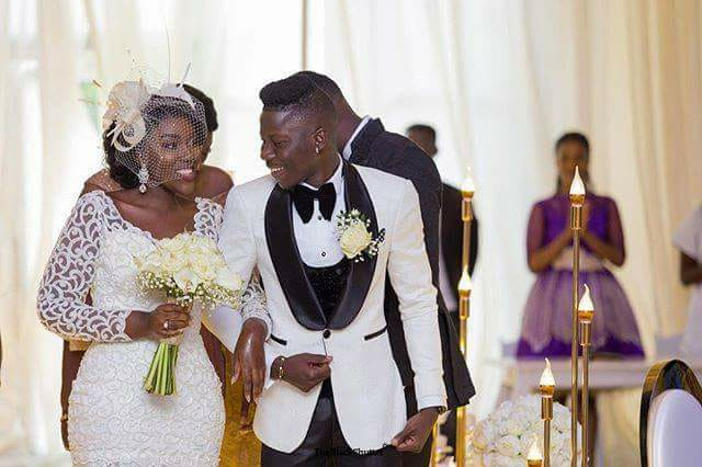 Stonebwoy's wife injured in knife attack at Ashaiman concert