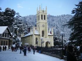 शिमला के बारे में रोचक तथ्य - Facts About Shimla in Hindi