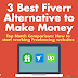 3 Best Fiverr Alternative to Work Online and Make Money