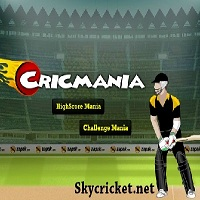 Play Cricmania Cricket game