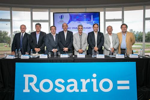 Presentaron el Mundial U20 en Rosario