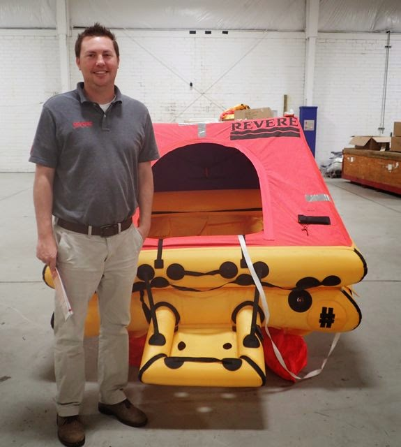 Galley Wench Tales: Safety Investment: Emergency Liferaft