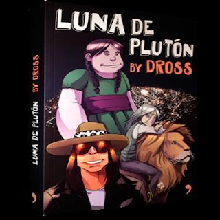 Luna de Pluton (2016) - Dross (Angel David Revilla)