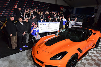 The 2019 Chevrolet Corvette ZR1 is Making Headlines