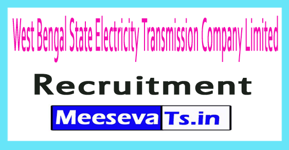 West Bengal State Electricity Transmission Company Limited WBSETCL Recruitment