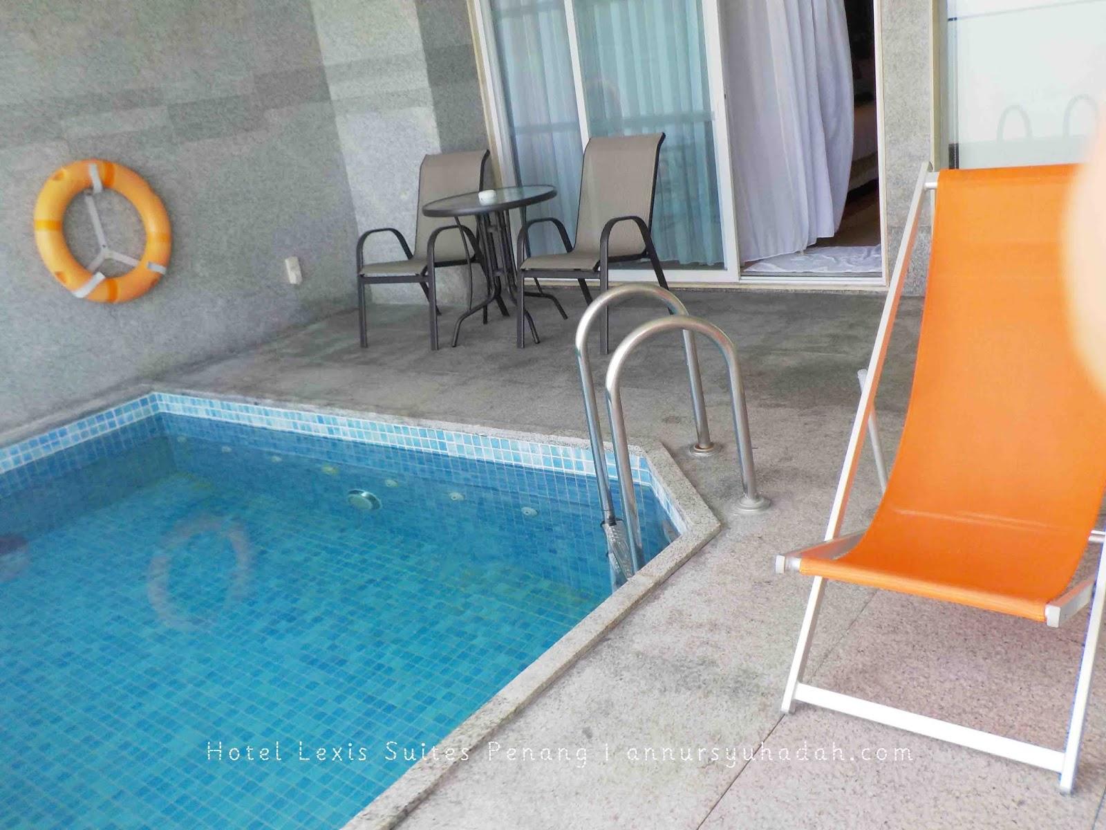 harga Hotel Lexis Suites Penang