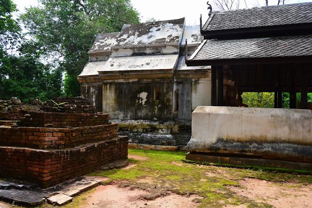 reste du vieux temple
