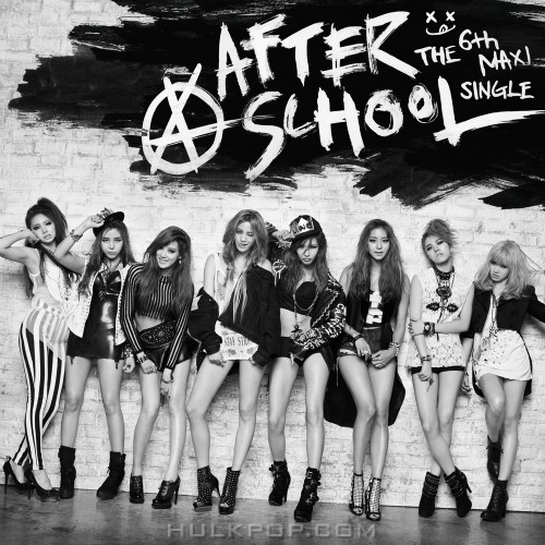 After School – The 6th Maxi Single `First Love` – EP (ITUNES PLUS AAC M4A)