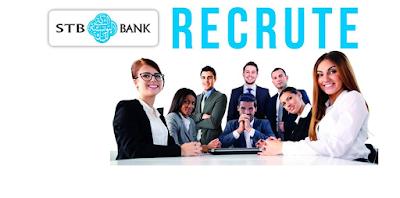 La Société Tunisienne de Banque annonce l'ouverture d'un concours de recrutement externe de 190 cadres