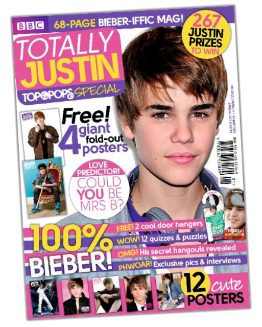 Music Magazine Project: What's included in Pop magazines