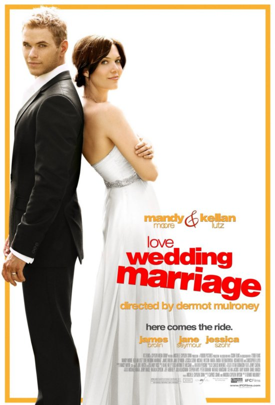 Ver Love, Wedding, Marriage (2011) Online