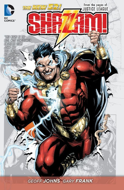"RESEÑA DE ""SHAZAM! VOL 1 NEW 52"""